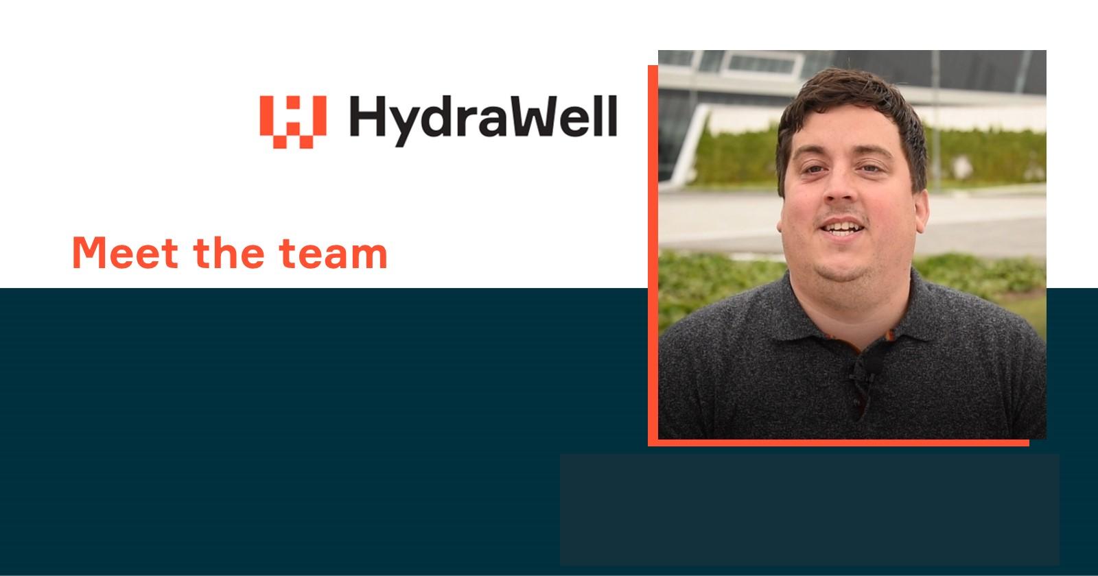 Meet the team - George Handsley